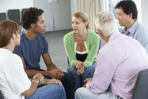 Counseling group therapy