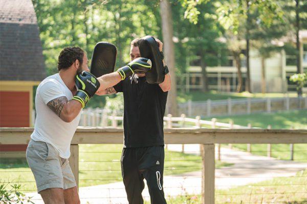 Skywood Boxing Recreation Activity