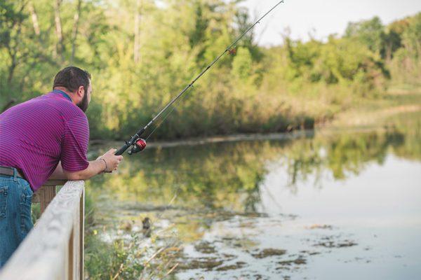 Skywood Fishing