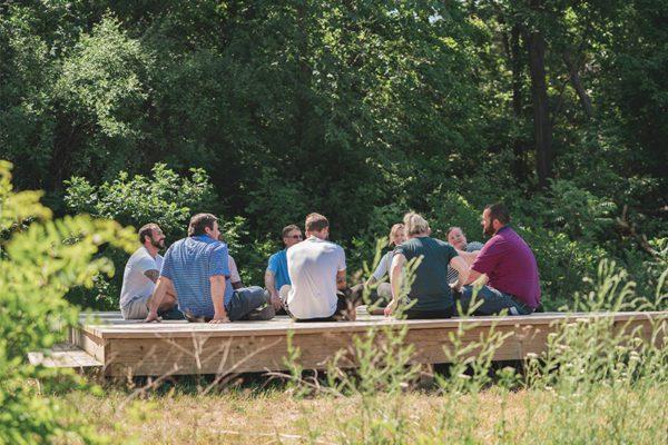 Skywood Group on Deck